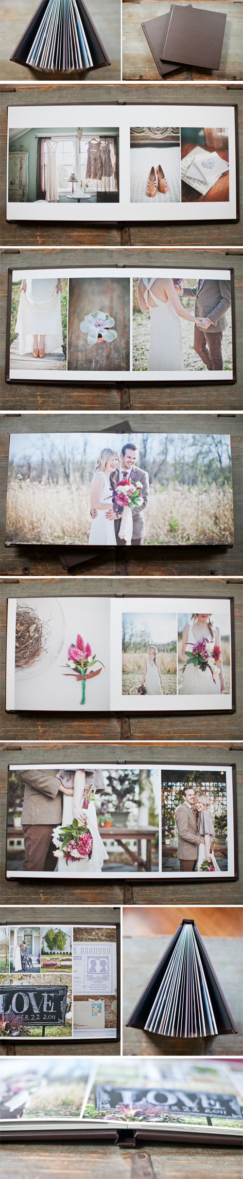 Lily Glass Photography Wedding Albums_blog