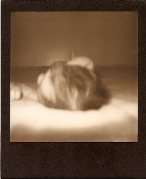 ruthie_3weeks polaroid film