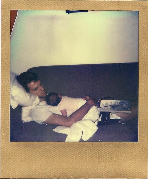 ruthie_ben polaroid film