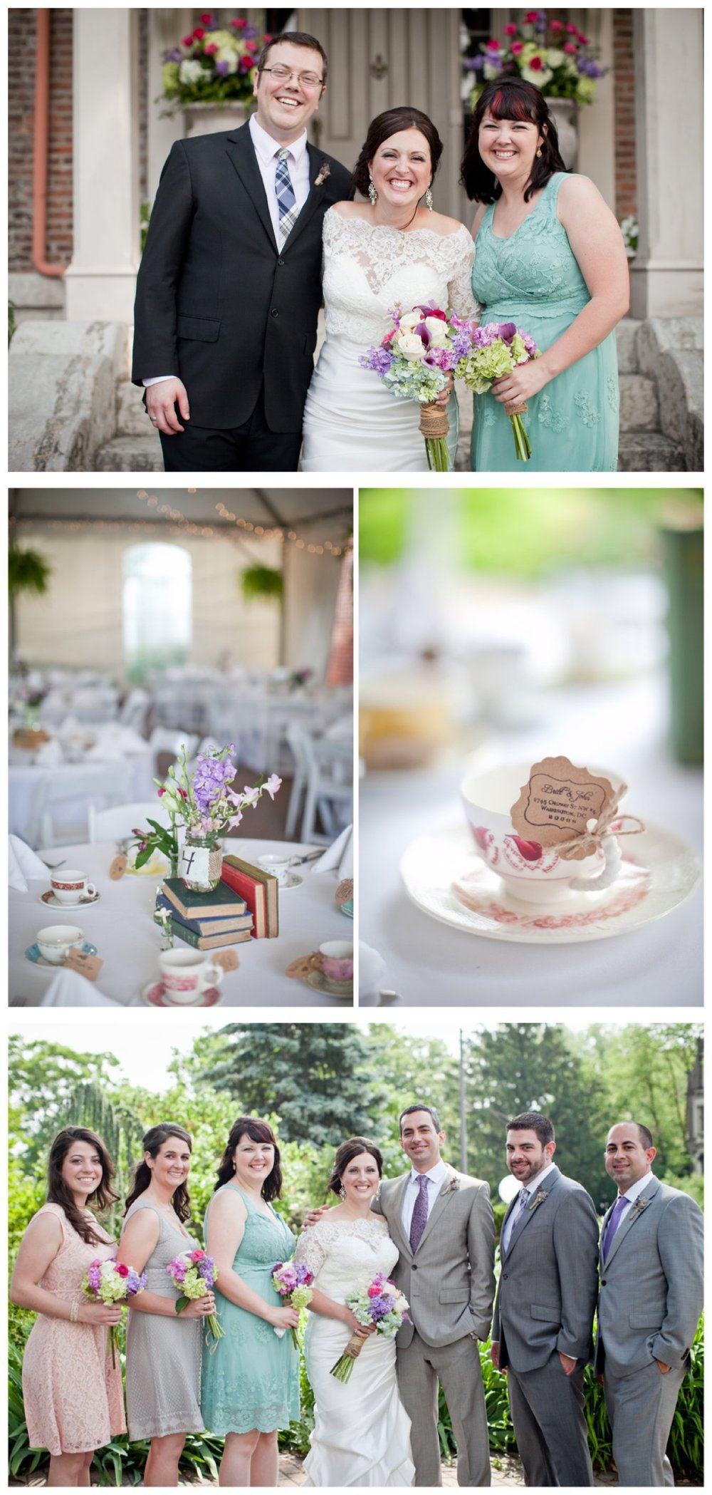 Brunch wedding at the taylor mansion