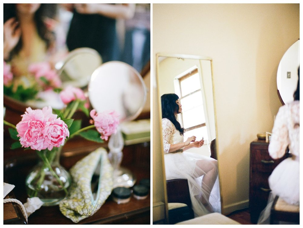 Fine Art Film wedding photographer Columbus Ohio Lily Glass Photography