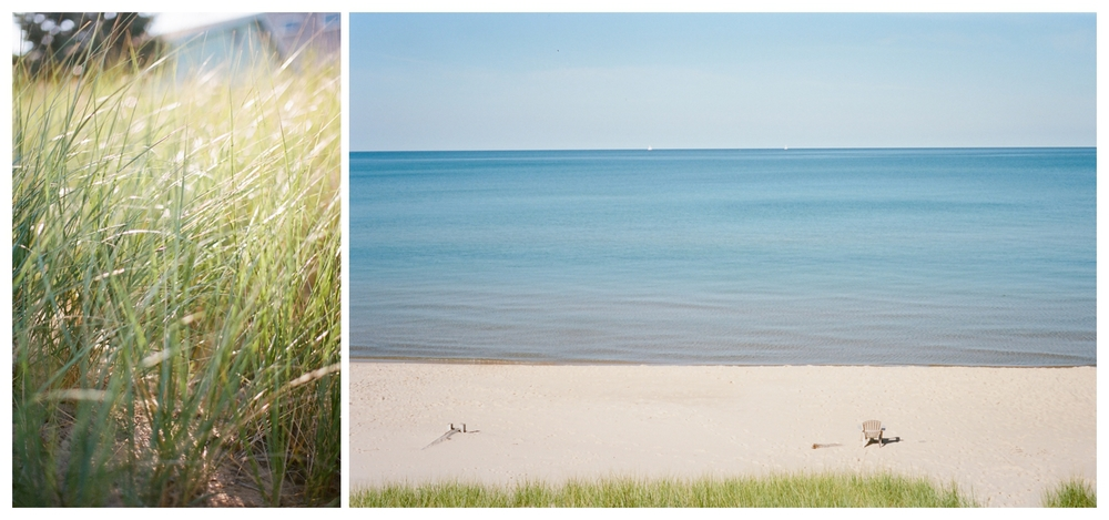 Lily Glass Photography Lake Michigan Fine Art Film Photography Columbus Ohio