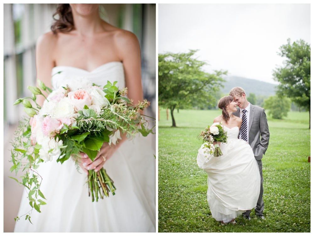 Lily Glass Photography | Tennessee Lawn Games Wedding