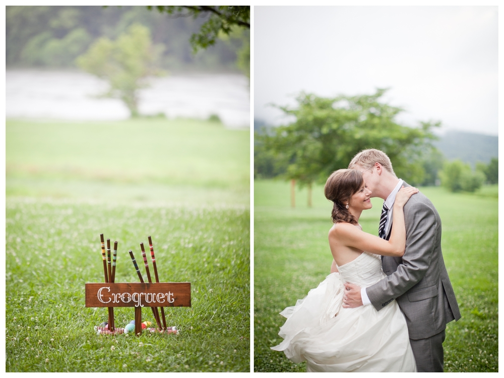 Lily Glass Photography | Southern Lawn Games Wedding