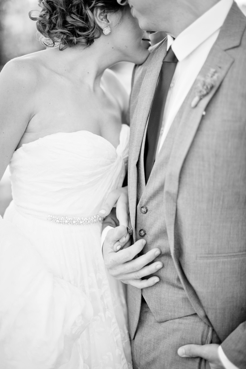 Lily Glass Photography | Bride & Groom Portrait