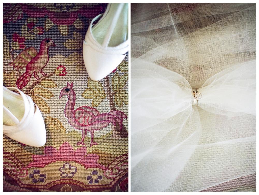 Backyard Southern Wedding | Lily Glass