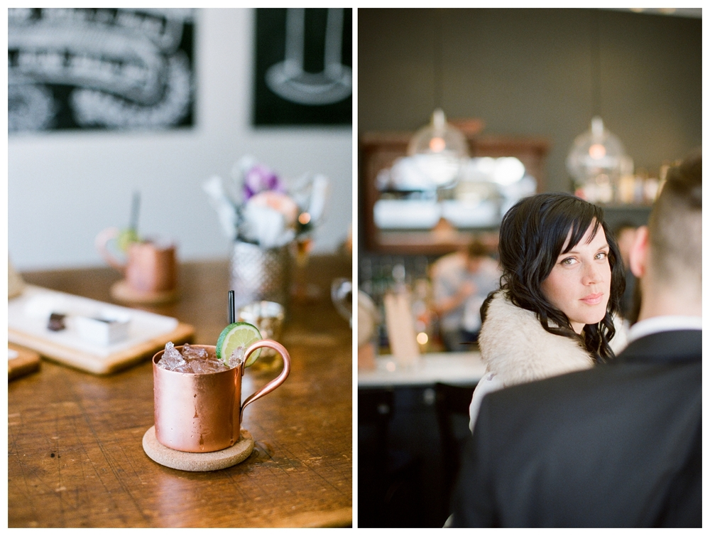 Courthouse Wedding Inspiration Shoot | styled by All Together Now image by Lily Glass