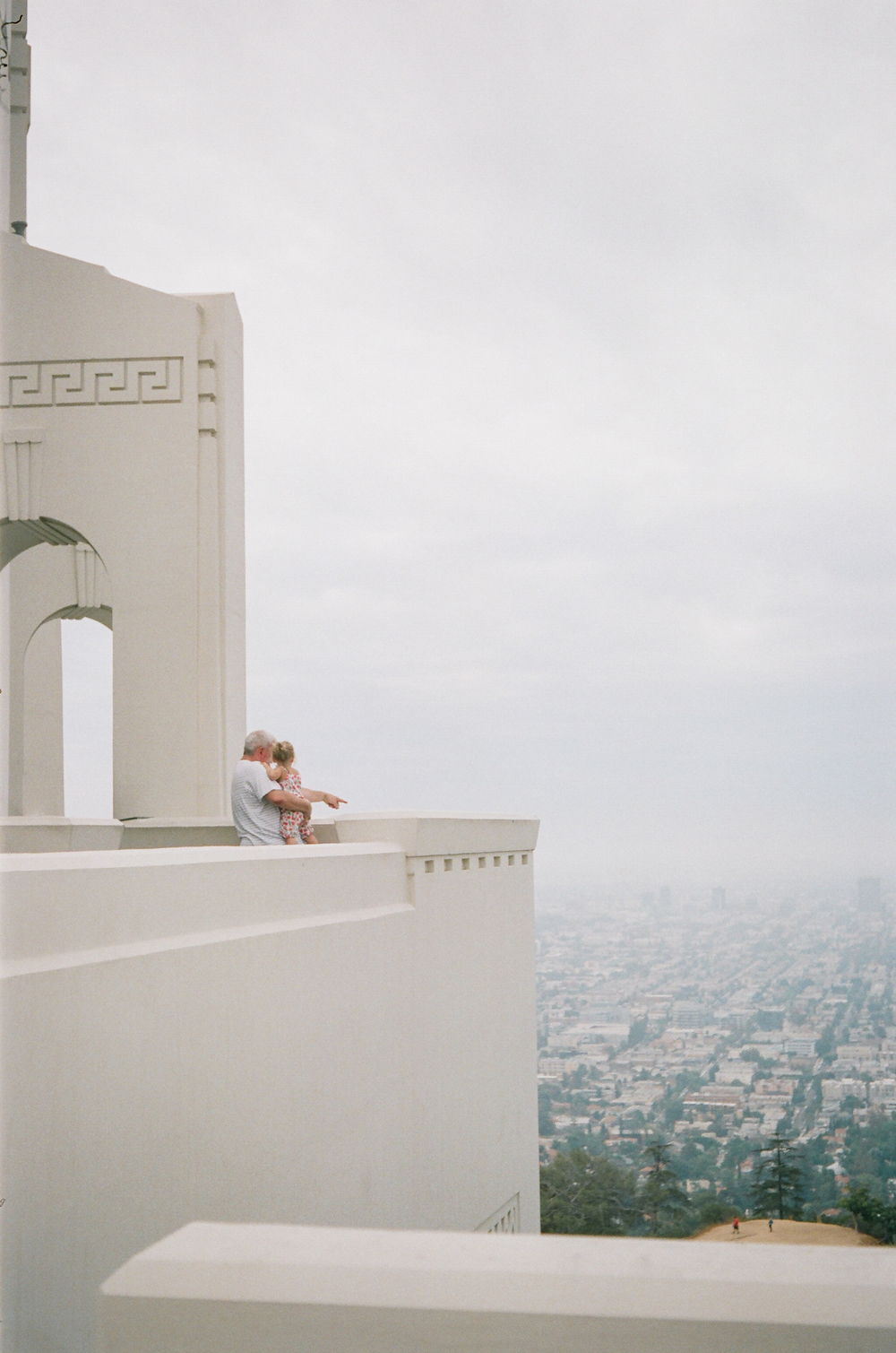 griffith park observatory | lily glass
