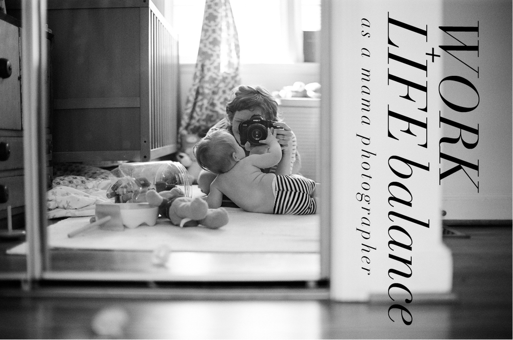 Work+Life Balance as a Mama Photographer | by lily glass