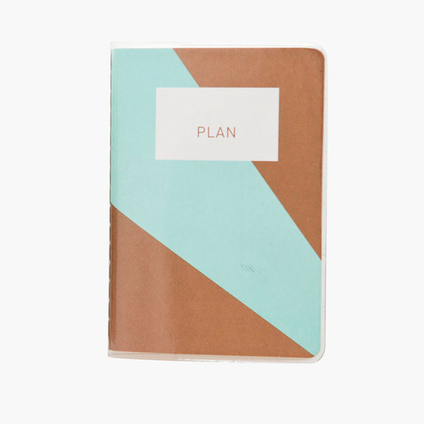 pocket planner by Poketo