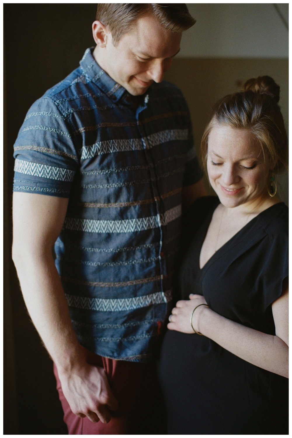 los angeles maternity session by lily glass
