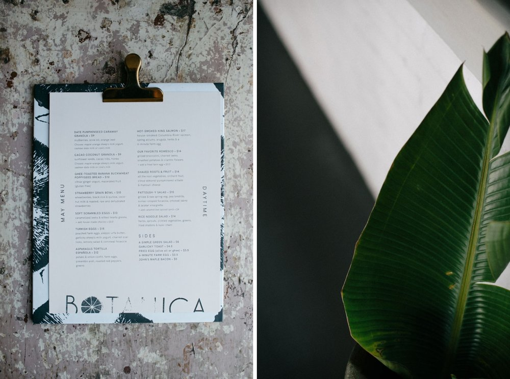 los angeles interior editorial photography botanica