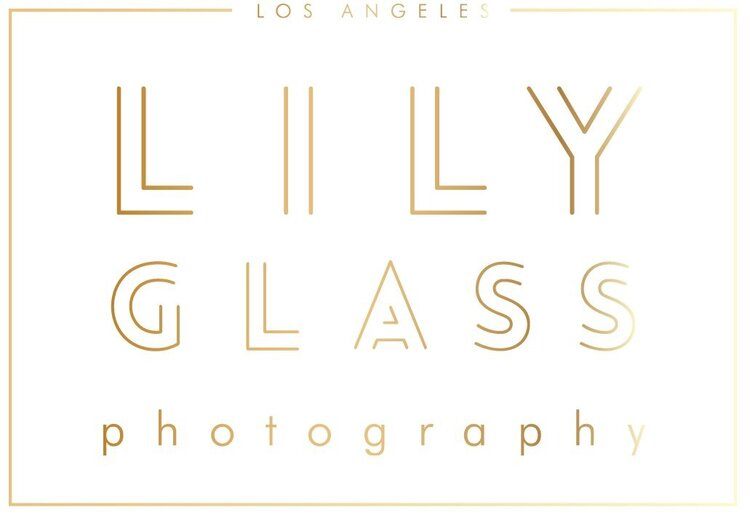 lily glass photography