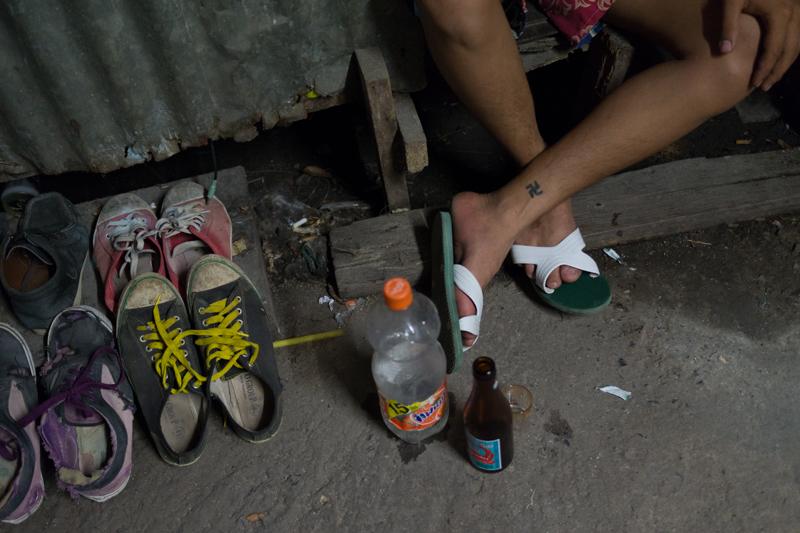 Resident of Khlong Toey.