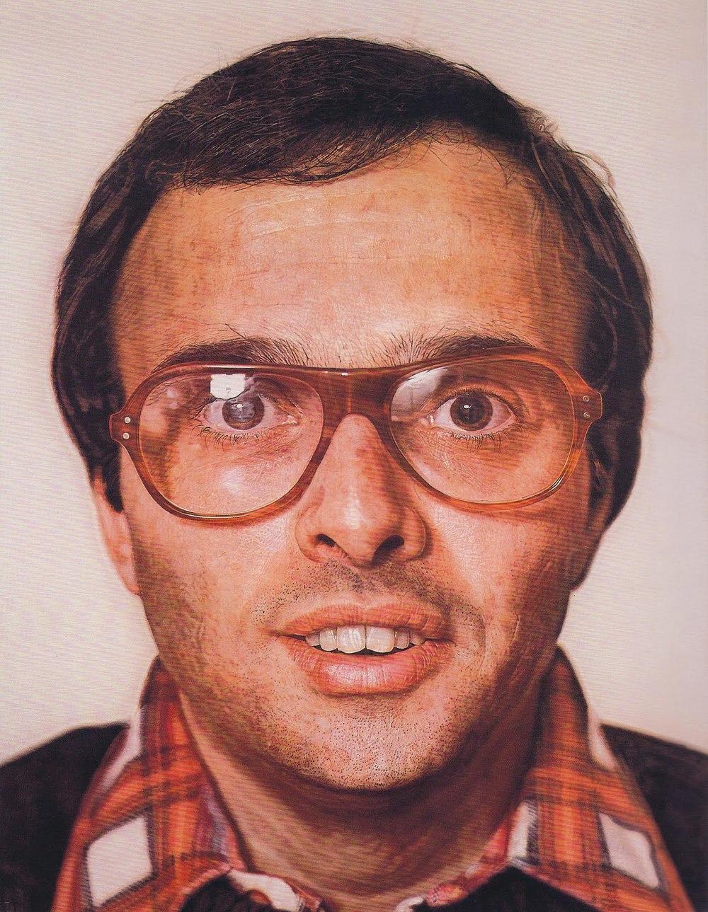 Chuck Close -Mark,1979