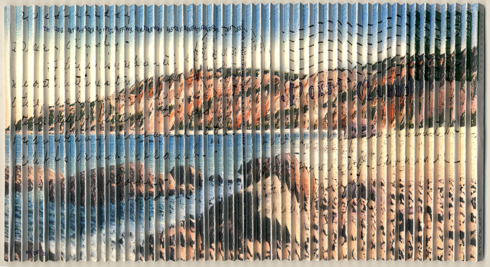 Gay Head Cliffs, Martha's Vineyard • August 22, 1946