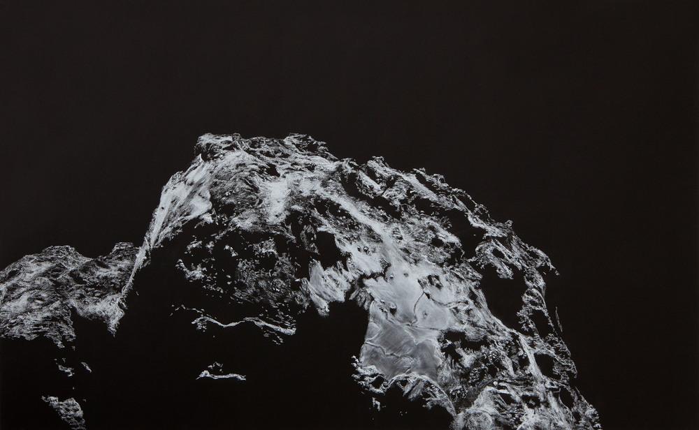 Comet 67P on 3 January 2015
