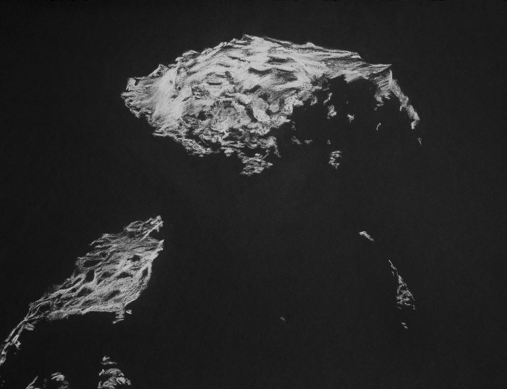 Comet 67P on 30 October 2014