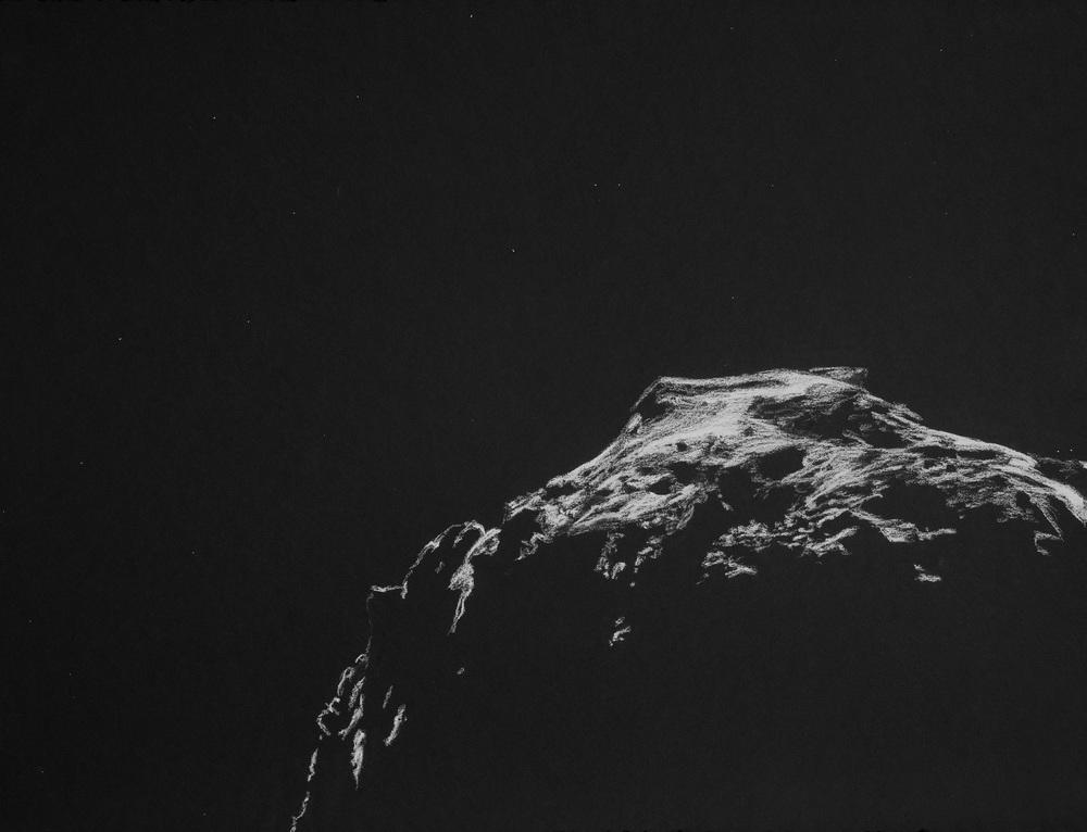 Comet 67P on 4 November 2014