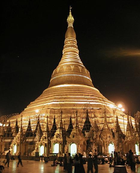 Shwedegon Pagoda