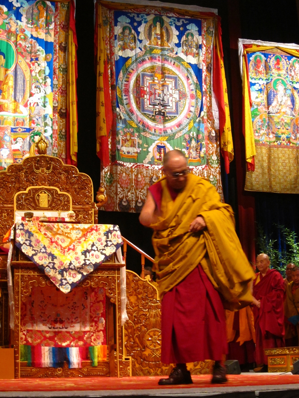 Kalachakra in Washington D.C.