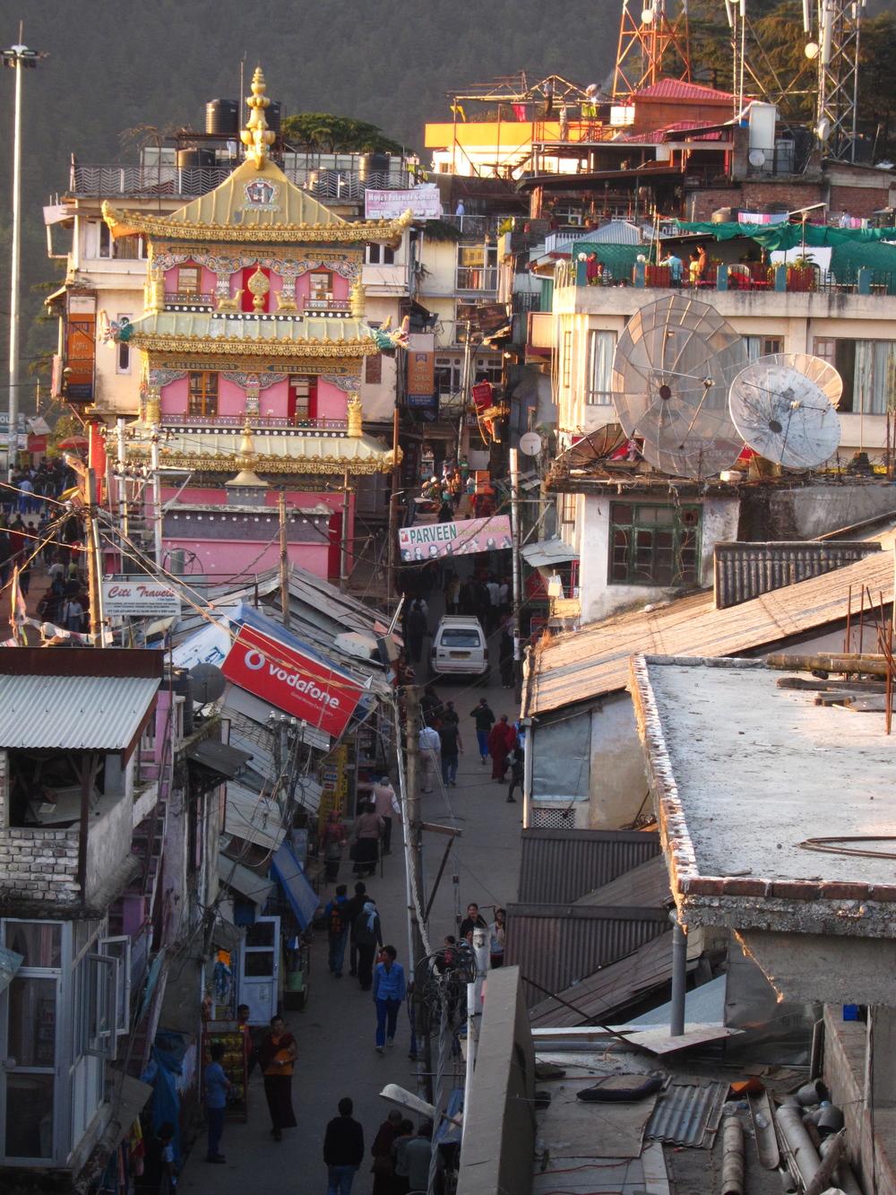 Main Bazaar, Dharamsala