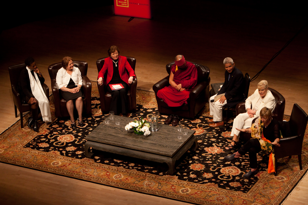 Vancouver Peace Summit panel