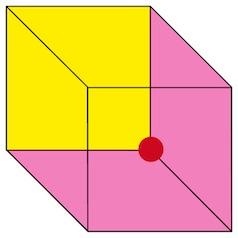 A Necker Cube
