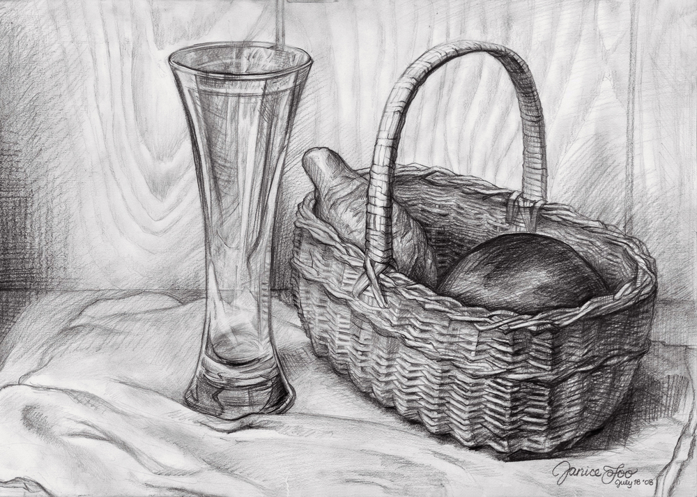 Still Life | Graphite | July 08