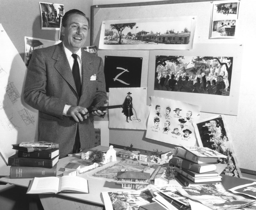 Busy as ever, Walt Disney had plans that stretched ahead ten to twenty years. He had so much he wanted to accomplish and sadly, lacked sufficient time to do it all.