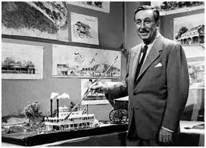 Walt Disney hosts his television show, Disneyland. It's been sixty years since the show hit the air.