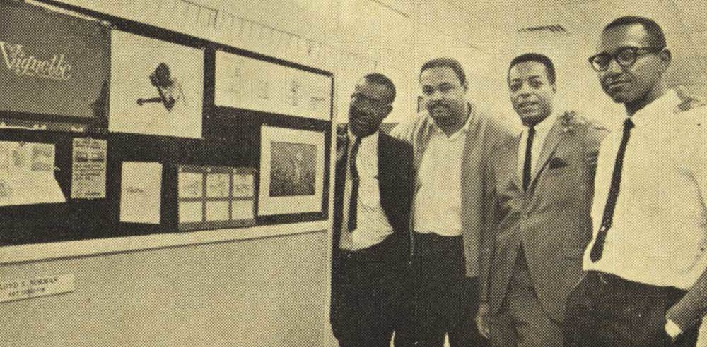 It's Los Angeles in 1966 and Four young black men decide to launch their own company. Their success is damn near guaranteed. After all, this is America and anybody can make it, right?