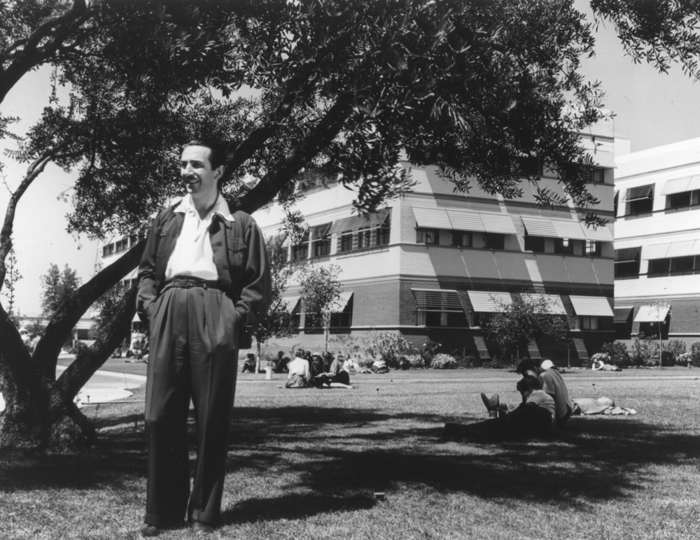 The Walt Disney Studio in the Fifties. If you were lucky enough to be here then, it was a glorious time.