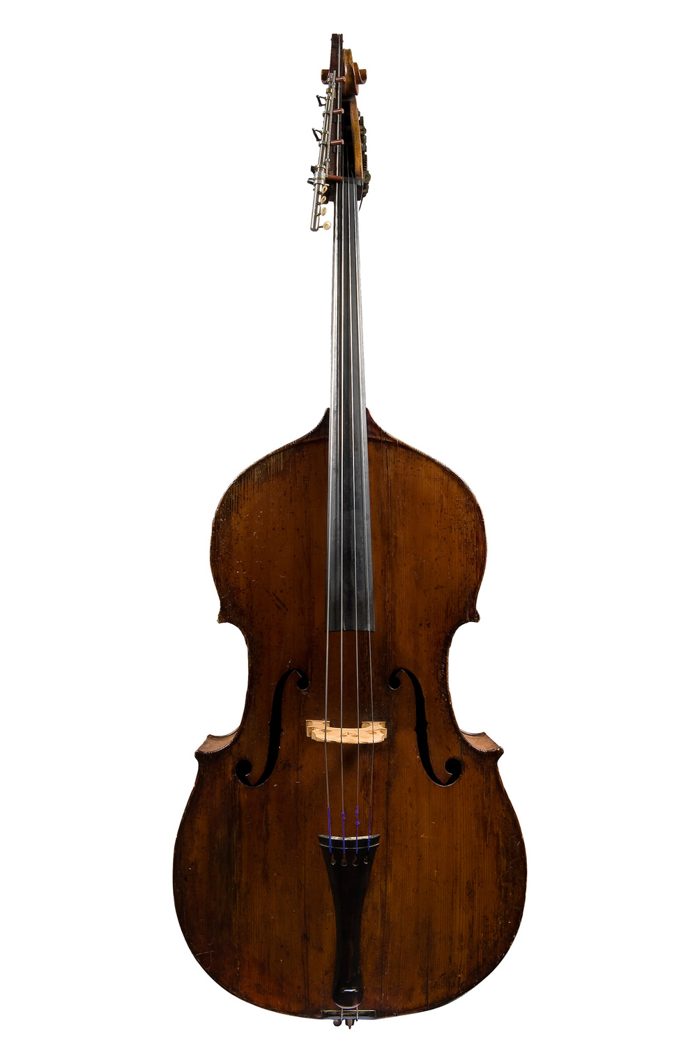 The Double Bass. I've always loved this musical instrument.