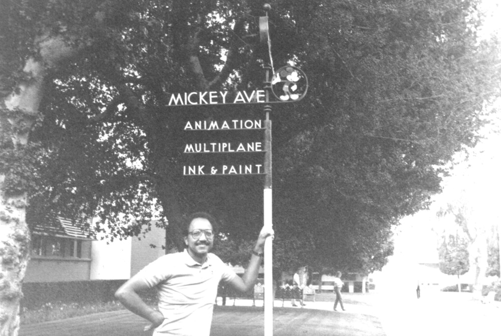 I was invited back to the Walt Disney Studio in the seventies and it was great until they fired me.