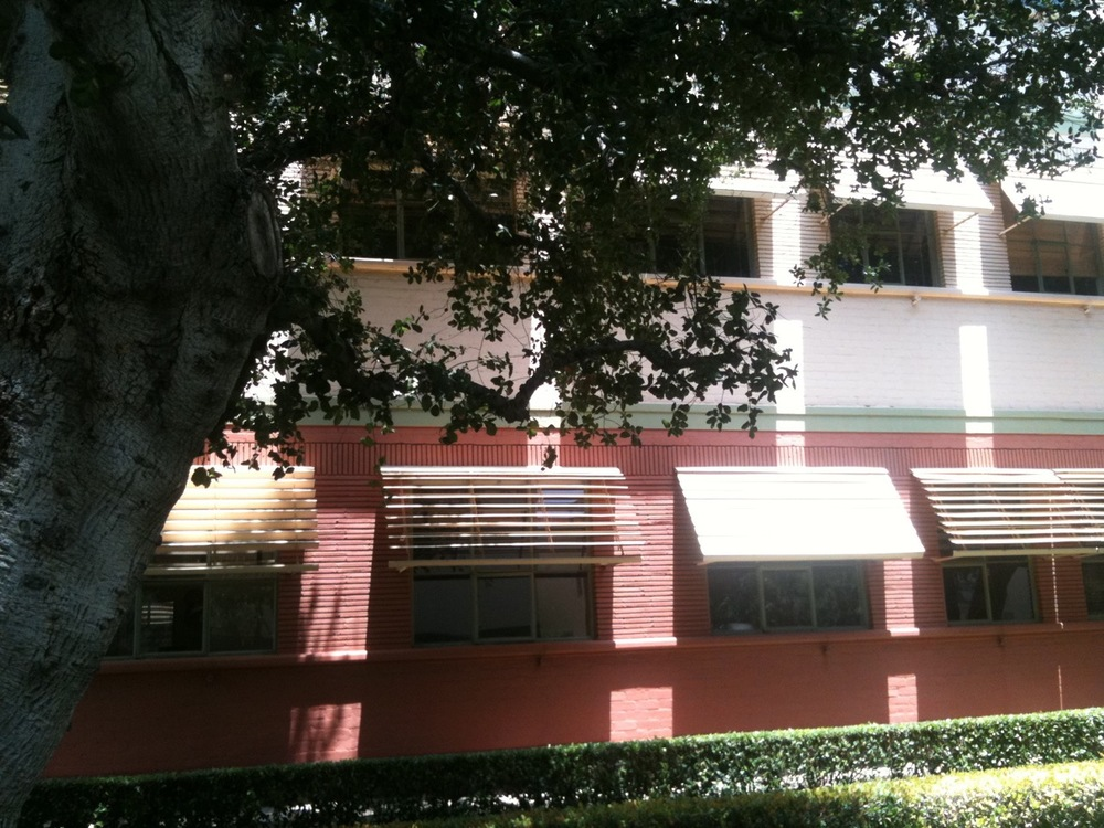 Woolie's Wing was on the second floor of the Animation Building. Woolie Reitherman and his team occupied this particular wing for many years. It was my home while on The Jungle Book.