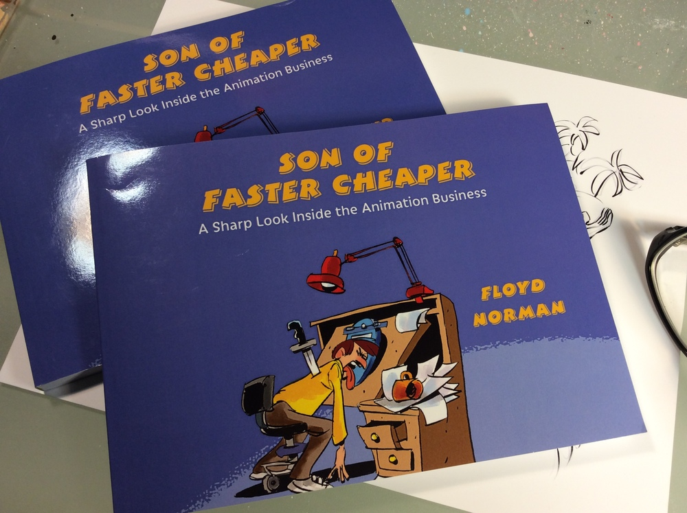 My gag book, Son of Faster, Cheaper tells a good deal of the story in a series of gag cartoons. It would appear the best way to handle pain is to laugh about it.