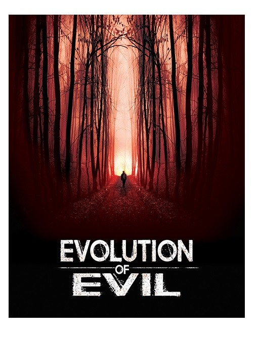 Evolution of Evil - Cinematography by Scott BallardWritten & Directed by Kevin ForrestProduced by Kevin Forrest, Molly Preston & Scott BallardStarring: Erin McGarry, Michael Joseph Draper, Dennis Fitzpatrick & Nikki FlynnEvolution of Evil is the story of a couple whose desire to remove themselves from society on a weekend camping trip brings them closer to their animalistic roots than they ever could have imagined. The couple's romanticized idea of getting away and back to the basics turns into a string of horrific events where they get away from it all, but in all of the wrong ways.