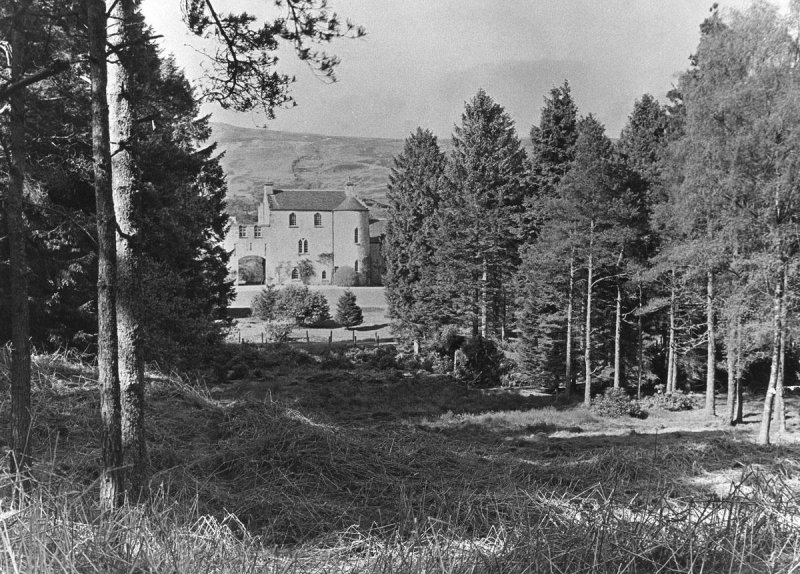 Castle circa 1900