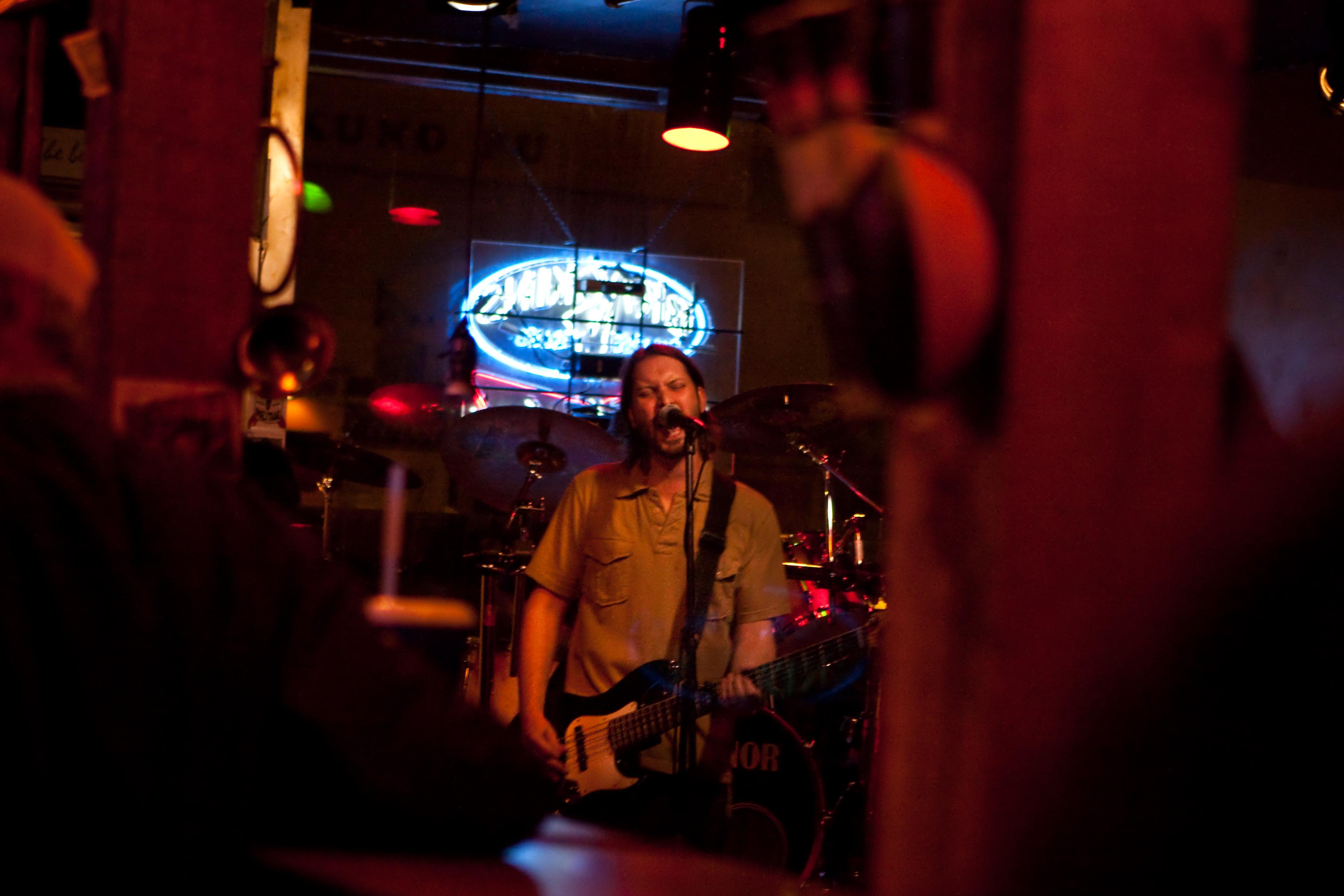 Singer at Brackin's