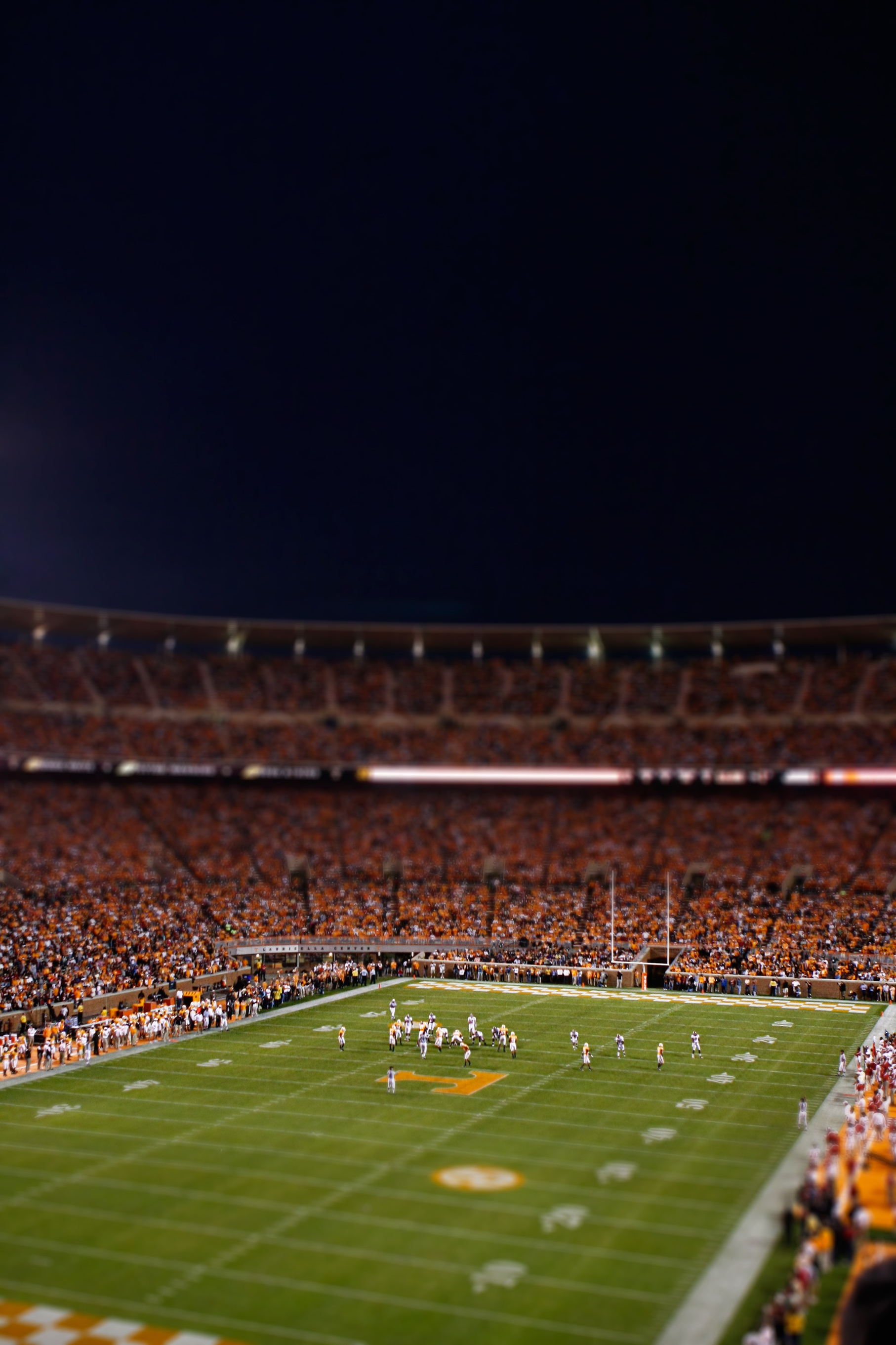 Tennessee vs Alabama Neyland Stadium
