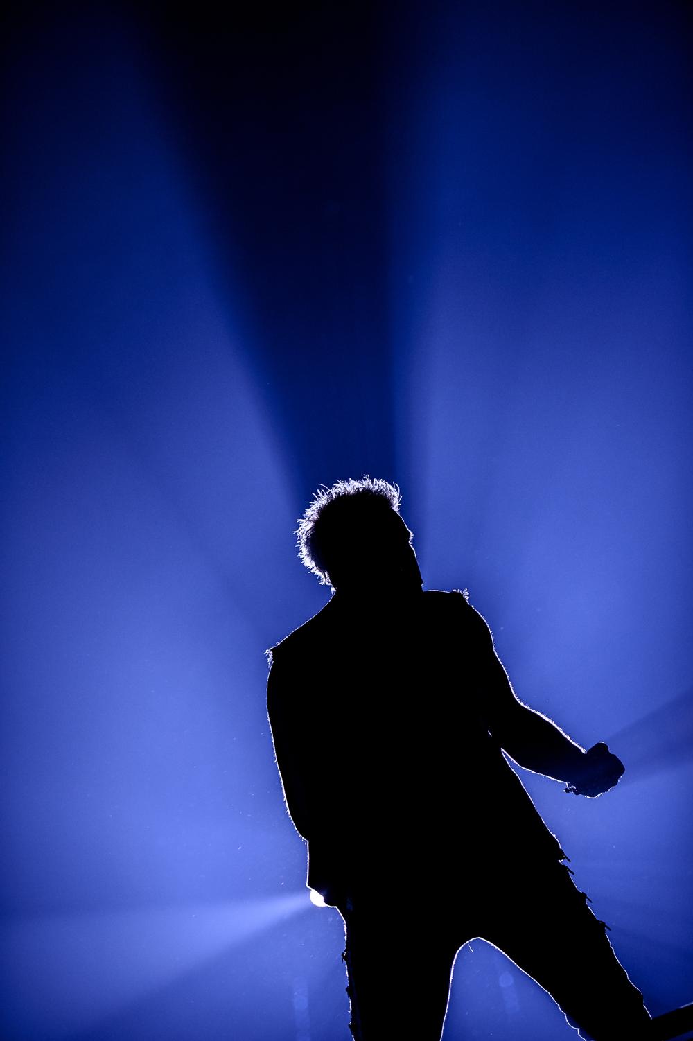 Billy Idol 2012    Europe