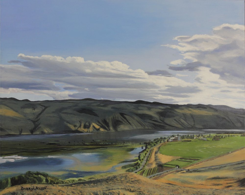 """""""Tranquille View - Kamloops, BC"""""""