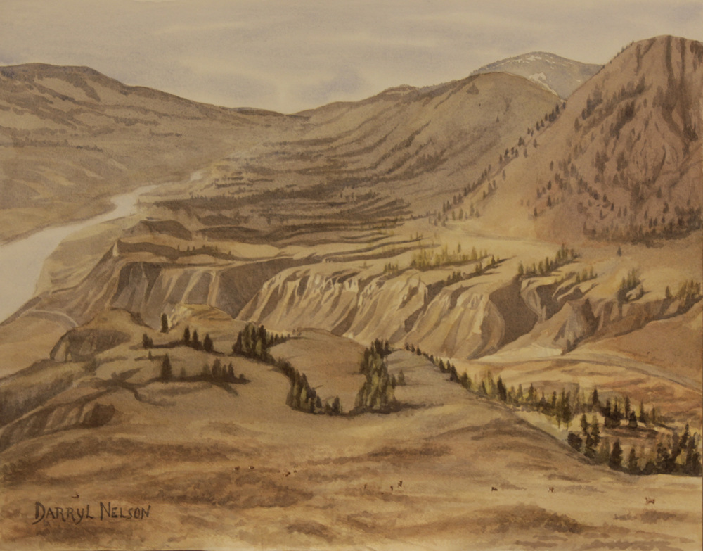 'South Thompson River Valley'