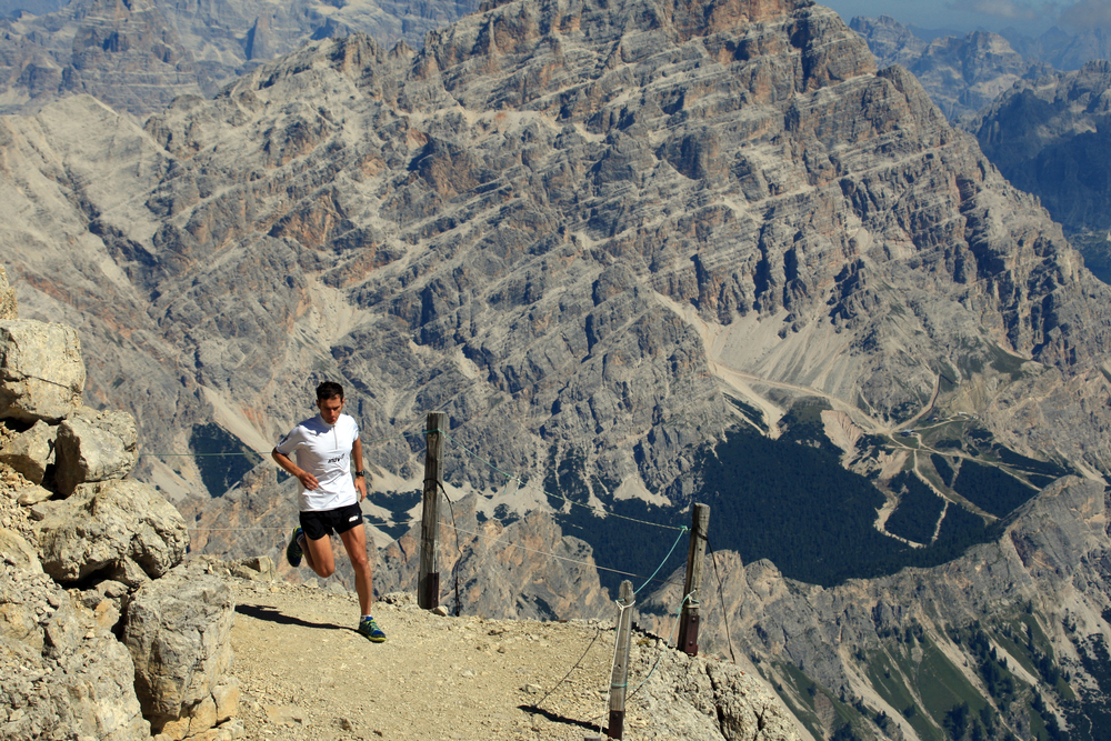 Inov-8 Dolomites Photo Shoot