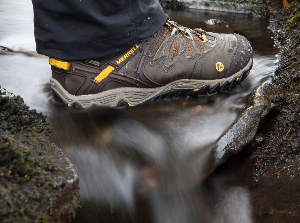 Footwear Promo Shoot Merrell UK