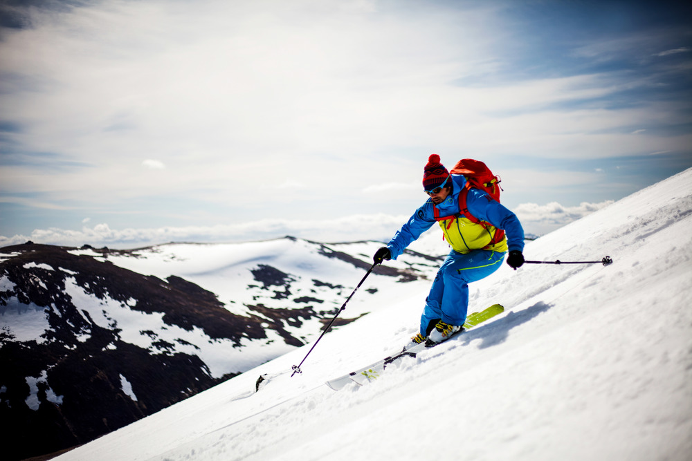 Haglöfs Winter Ski Touring Shoot
