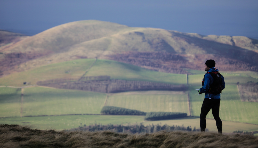 Great British MINI Adventure Day 4 - Hill Fort hunting in Northumberland
