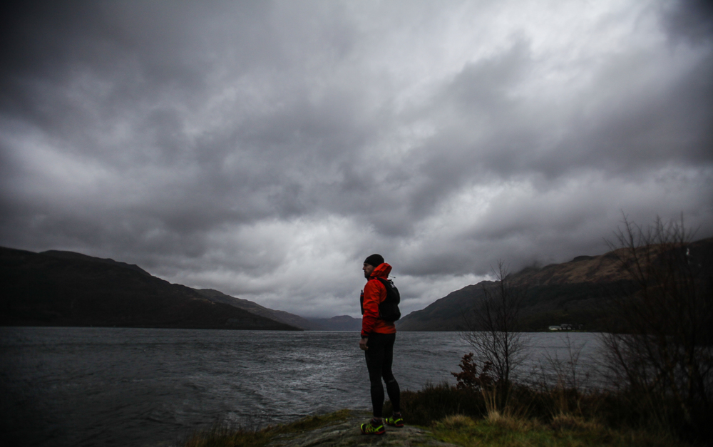 Great British MINI Adventure Day 6 - Running the West Highland Way, Loch Lomond and the Trossachs