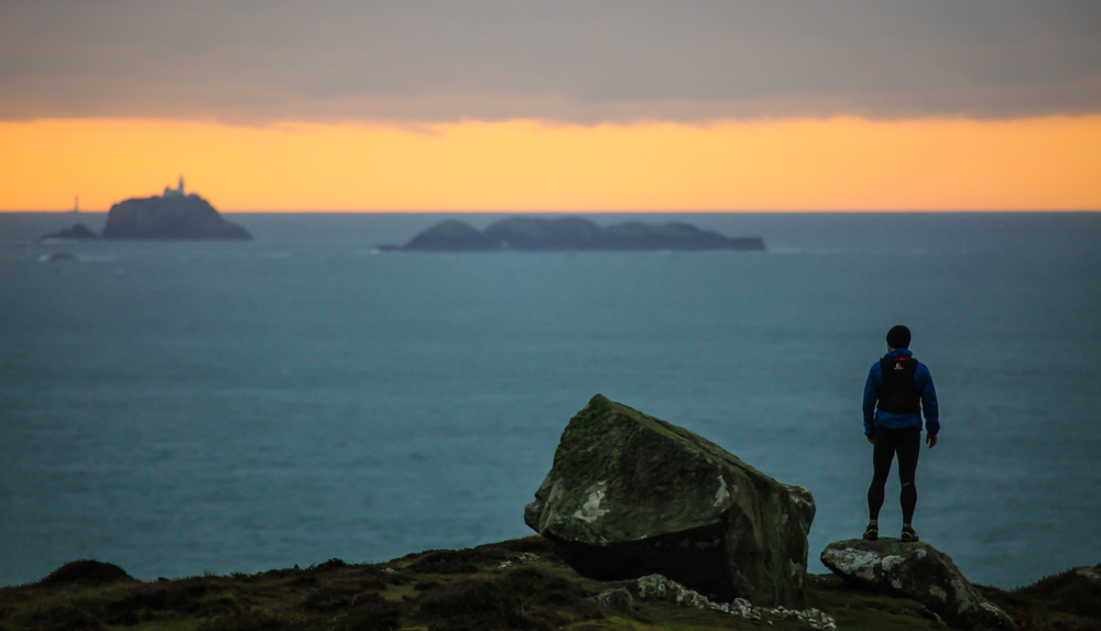 Great British MINI Adventure Day 10 - Trail Running the Pembrokeshire Coast